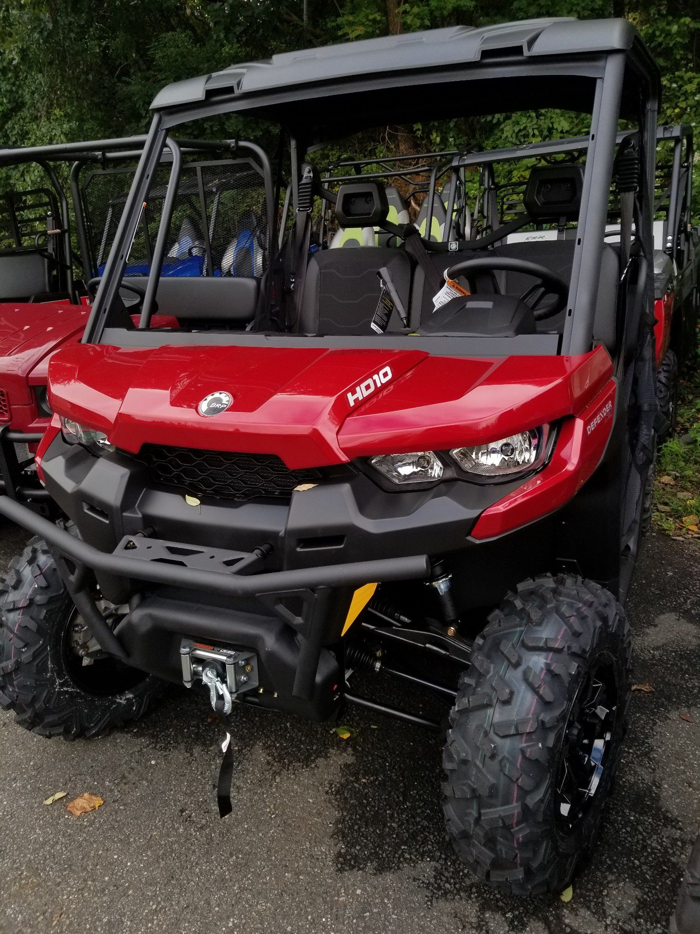 2019 Can-Am Defender XT HD10 for sale 1664