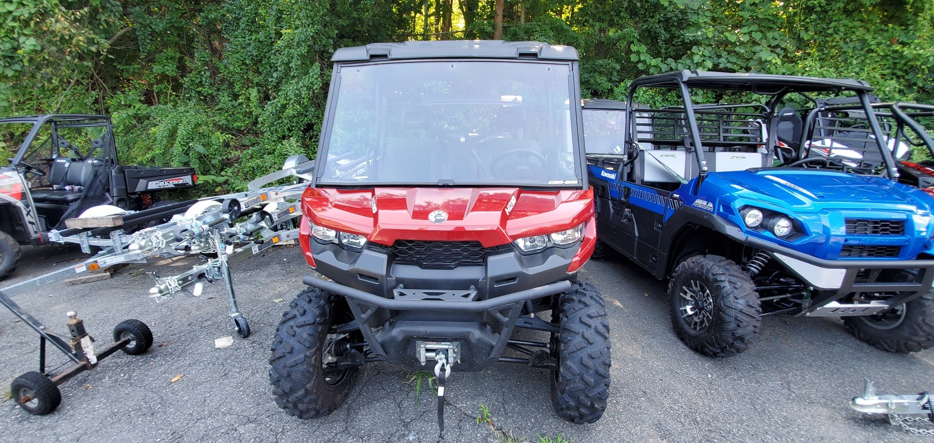 2019 Can-Am Defender XT HD10 in Ledgewood, New Jersey - Photo 13