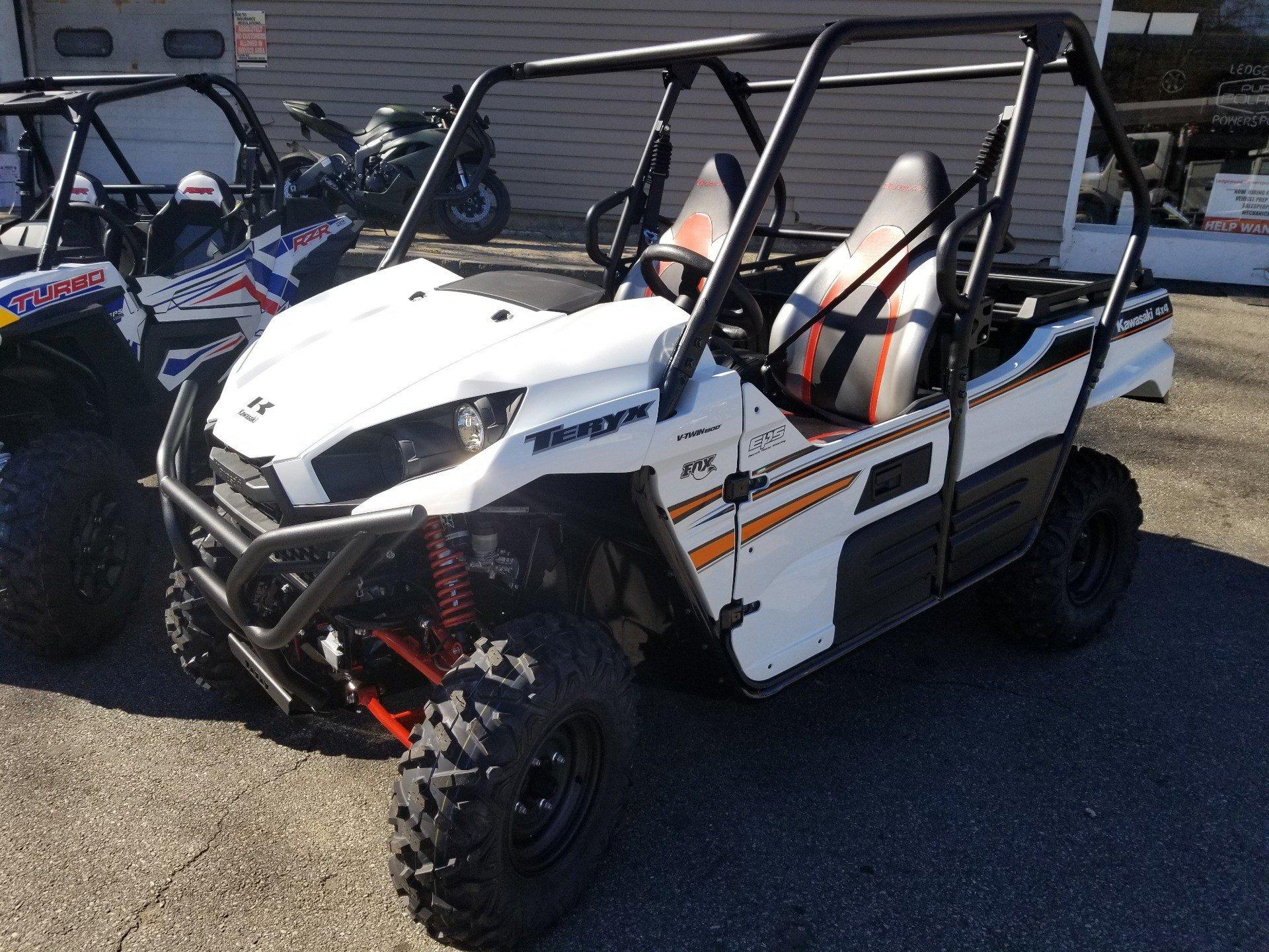 2018 Kawasaki Teryx 3