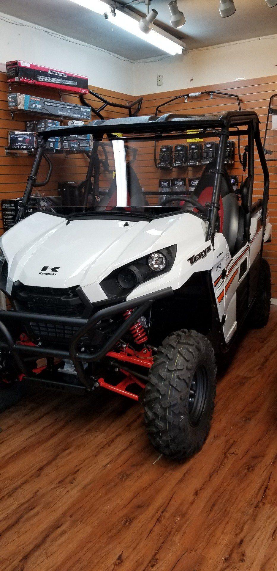 2018 Kawasaki Teryx 1