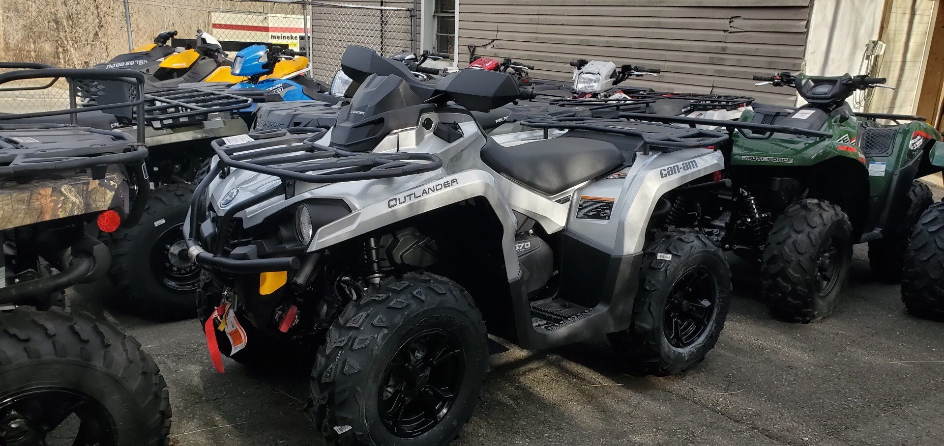 2019 Can-Am Outlander XT 570 for sale 1258