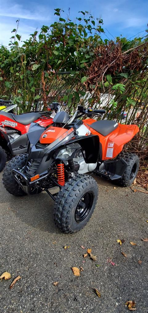 2020 Can-Am DS 250 in Ledgewood, New Jersey - Photo 4