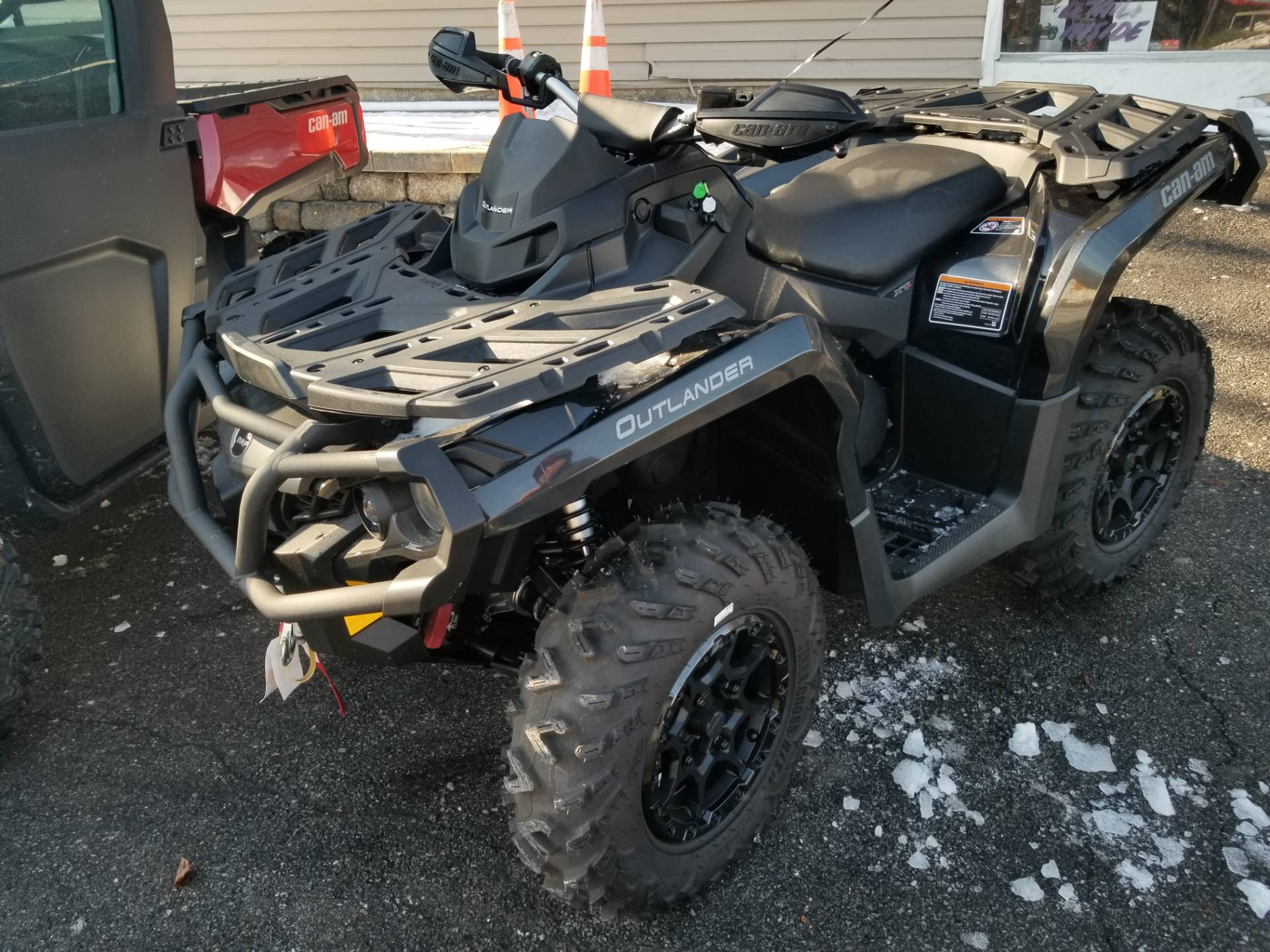 2018 Can-Am Outlander XT-P 1000R in Ledgewood, New Jersey