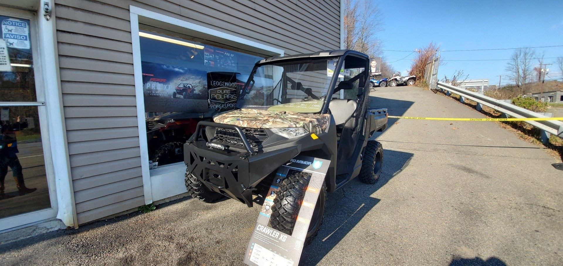 2020 Polaris Ranger 1000 EPS in Ledgewood, New Jersey - Photo 12