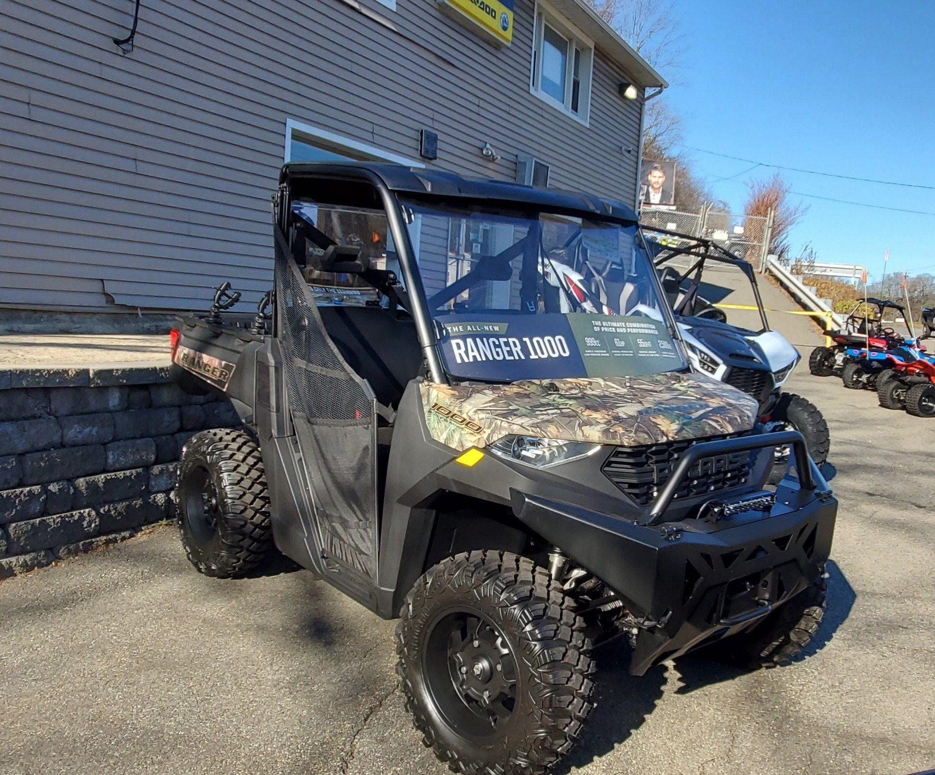 2020 Polaris Ranger 1000 EPS in Ledgewood, New Jersey - Photo 15