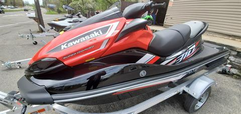 2019 Kawasaki Jet Ski Ultra 310X in Ledgewood, New Jersey - Photo 2