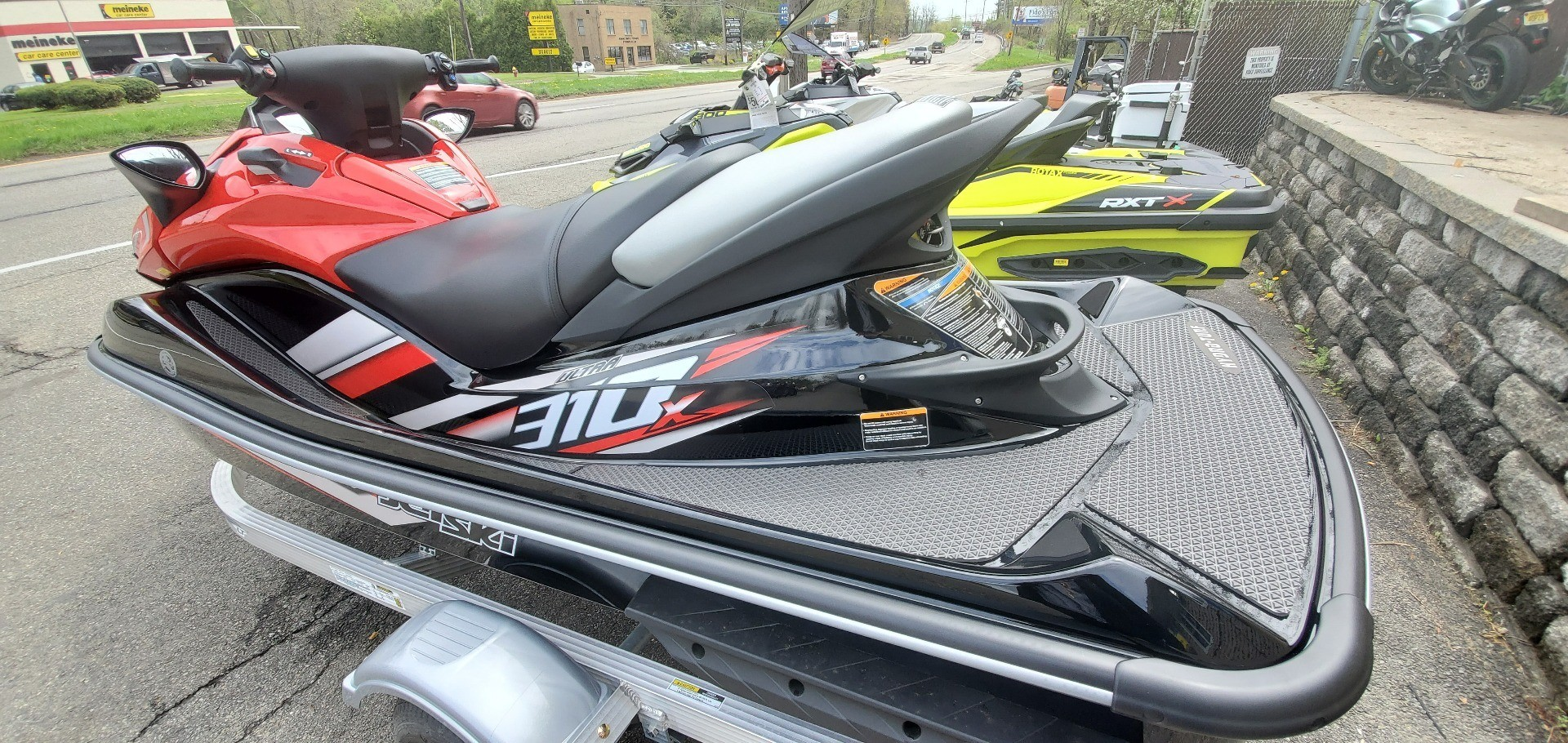 2019 Kawasaki Jet Ski Ultra 310X in Ledgewood, New Jersey - Photo 4