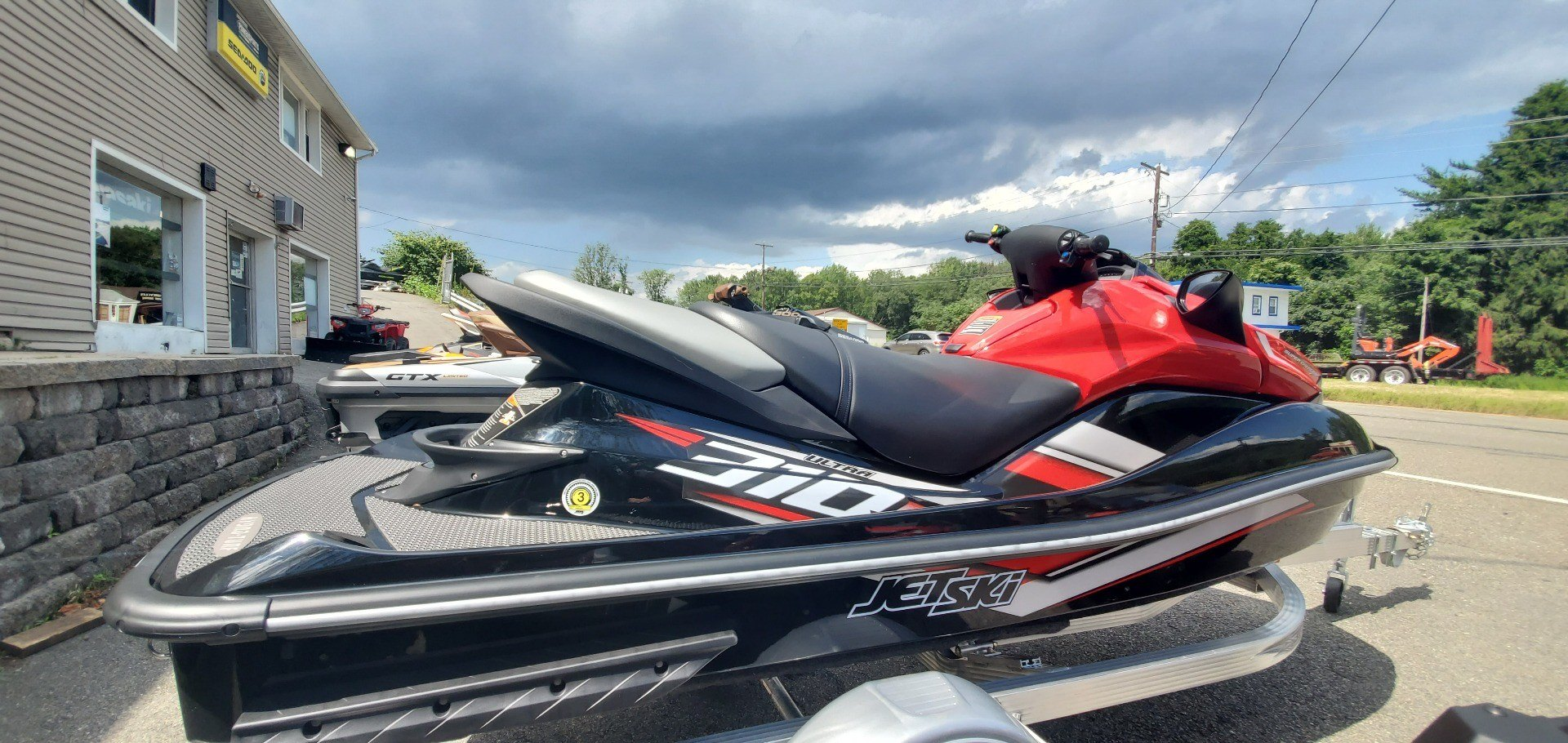 2019 Kawasaki Jet Ski Ultra 310X in Ledgewood, New Jersey - Photo 1