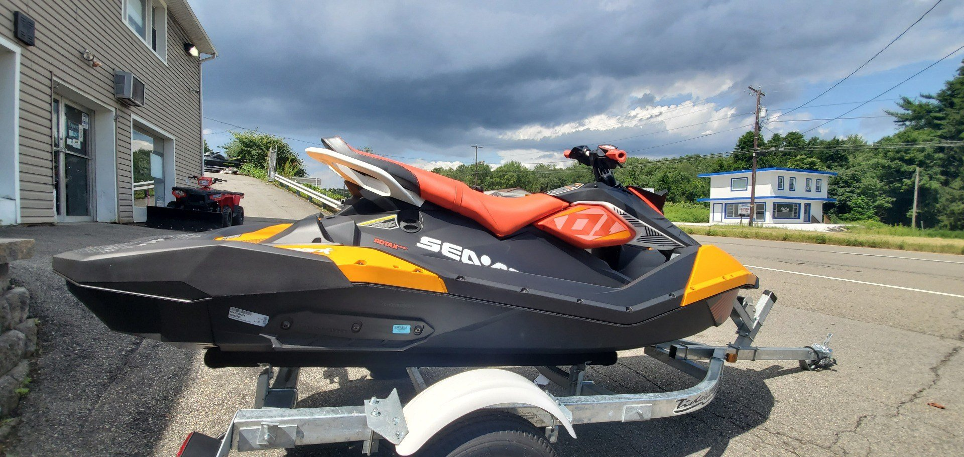 2019 Sea-Doo Spark Trixx 3up iBR + Sound System in Ledgewood, New Jersey - Photo 1