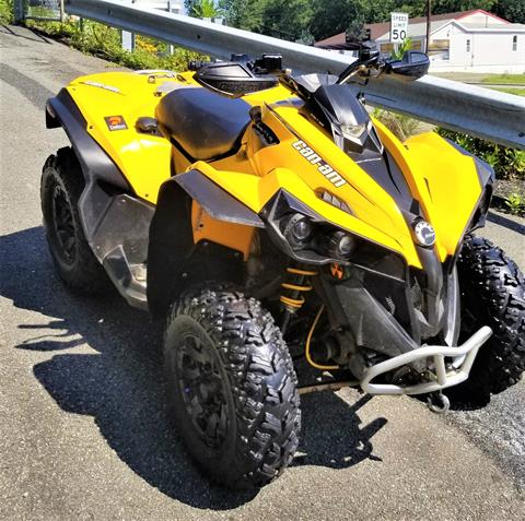 2015 Can-Am Renegade® 500 in Ledgewood, New Jersey