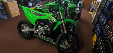 2020 Kawasaki KX 100 in Ledgewood, New Jersey