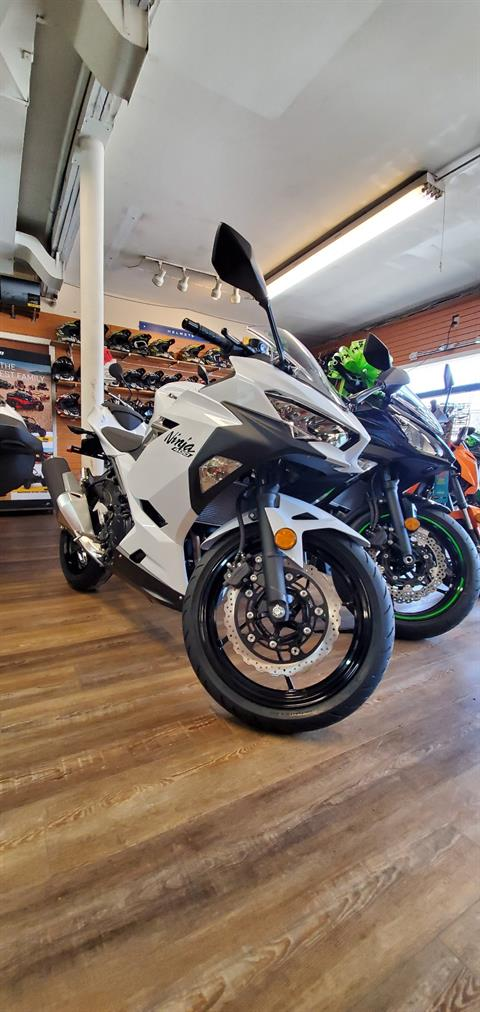 2020 Kawasaki Ninja 400 in Ledgewood, New Jersey - Photo 3