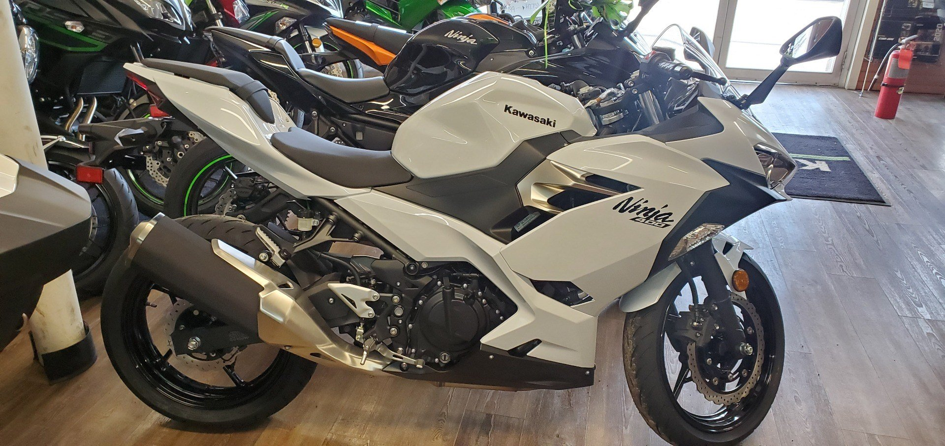 2020 Kawasaki Ninja 400 in Ledgewood, New Jersey - Photo 2