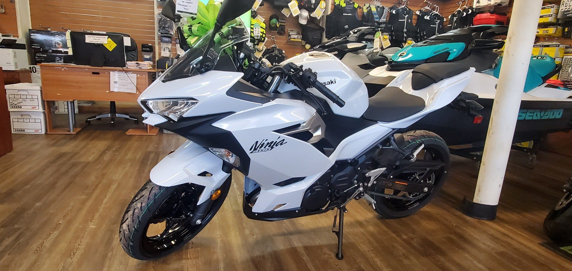 2020 Kawasaki Ninja 400 in Ledgewood, New Jersey - Photo 1