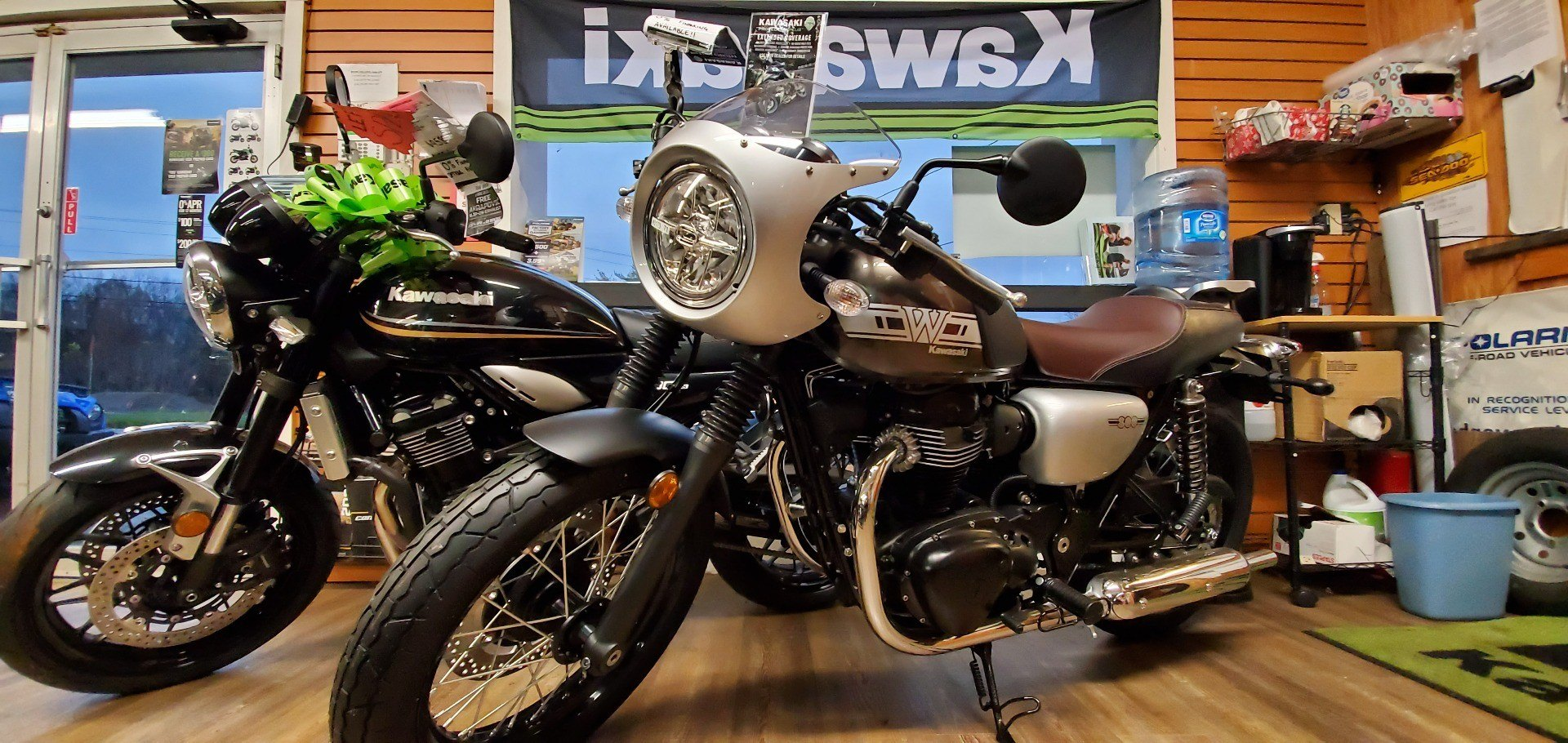 2019 Kawasaki W800 Cafe in Ledgewood, New Jersey - Photo 1