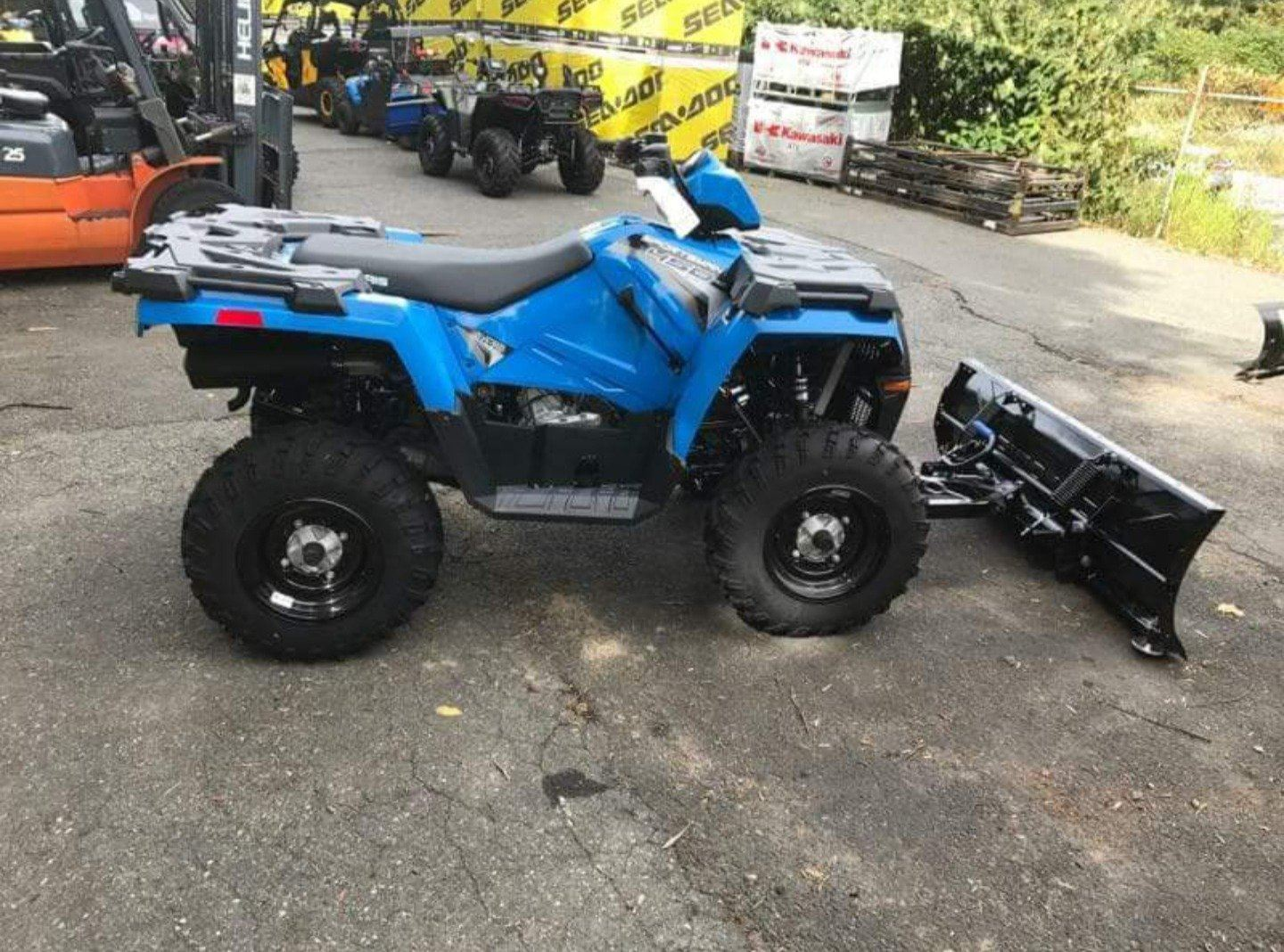 2018 Polaris Sportsman 450 H.O. in Ledgewood, New Jersey