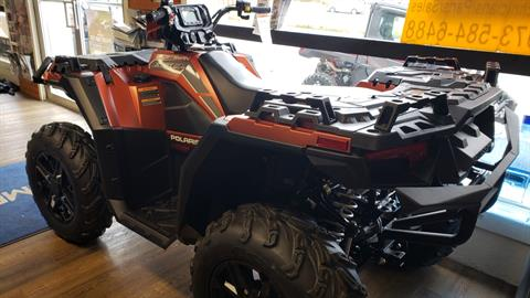 2021 Polaris Sportsman 850 Premium Trail Package in Ledgewood, New Jersey - Photo 2