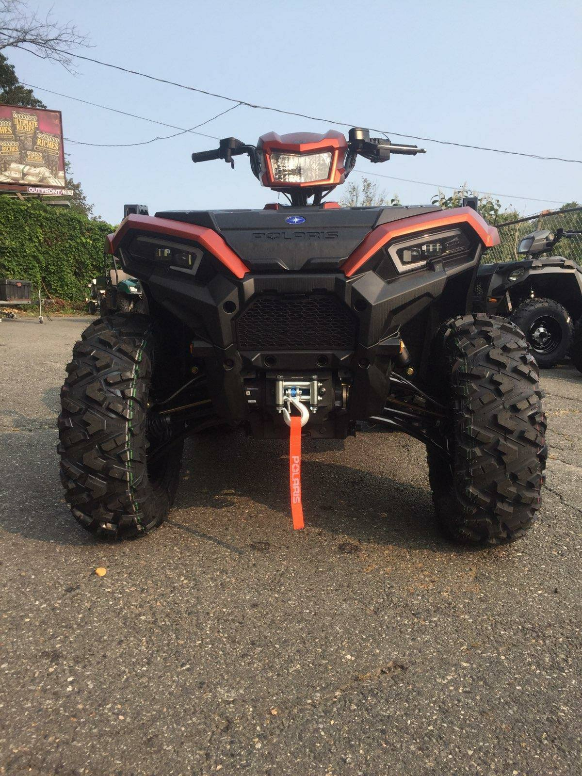 2021 Polaris Sportsman 850 Premium Trail Package in Ledgewood, New Jersey - Photo 3