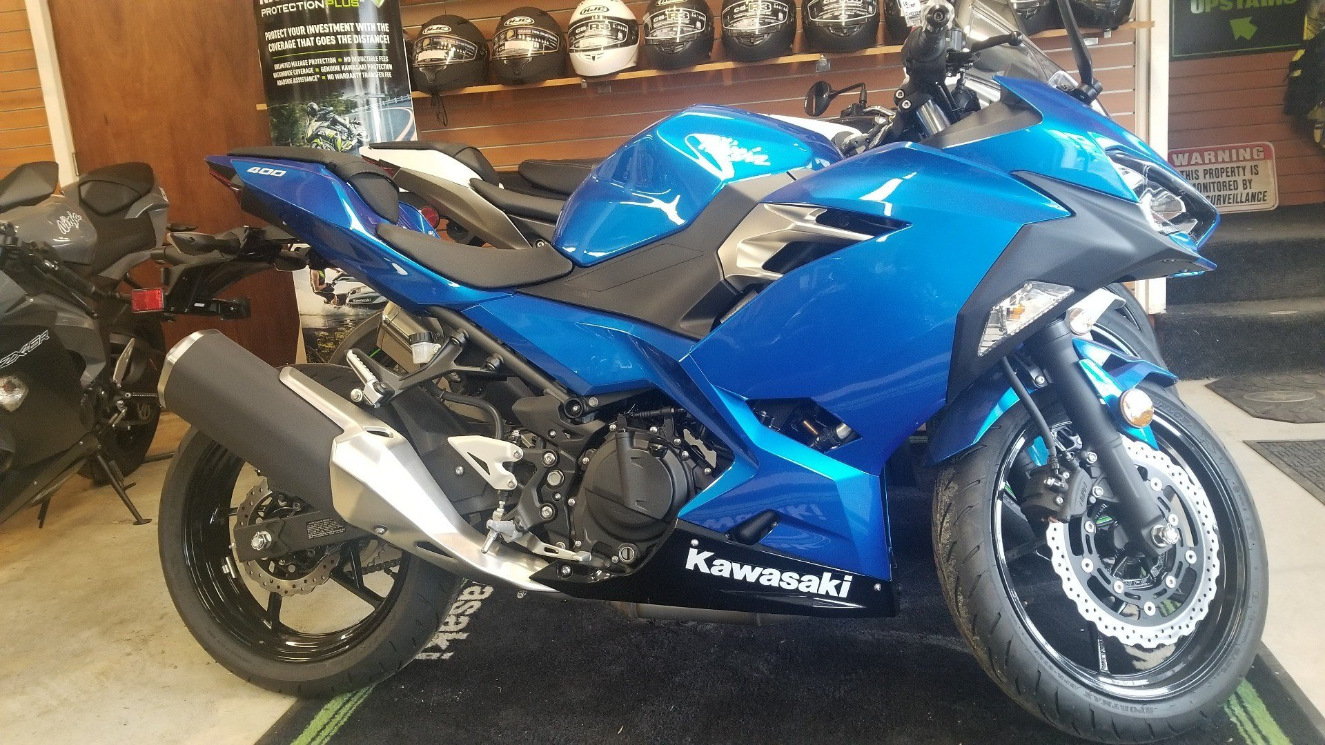 2018 Kawasaki Ninja 400 for sale 8932