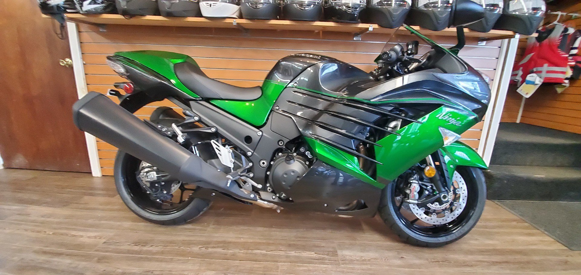 2018 Kawasaki Ninja ZX-14R ABS SE in Ledgewood, New Jersey - Photo 3