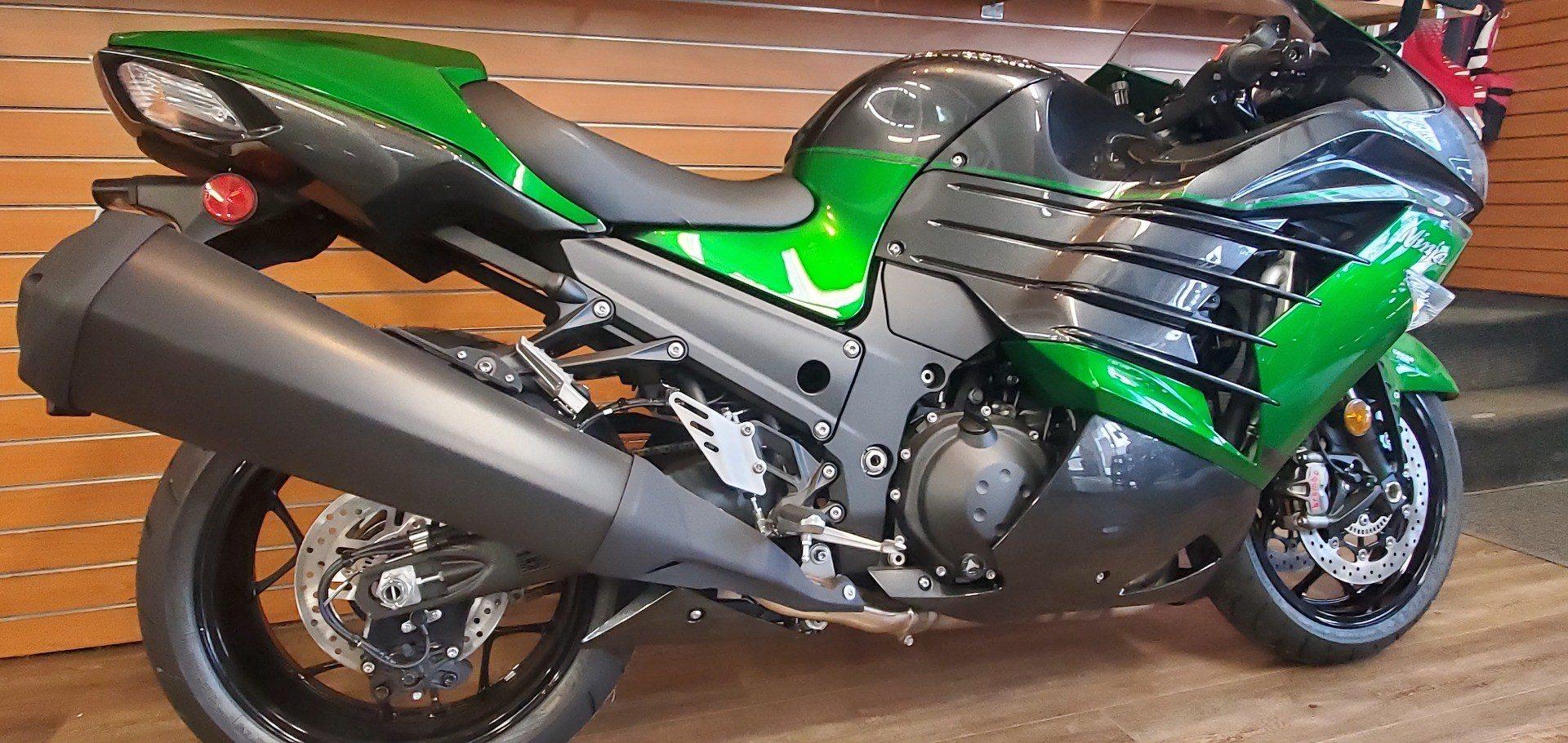 2018 Kawasaki Ninja Zx 14r Abs Se In Ledgewood New Jersey