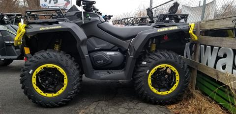 2019 Can-Am Outlander XT-P 850 in Ledgewood, New Jersey