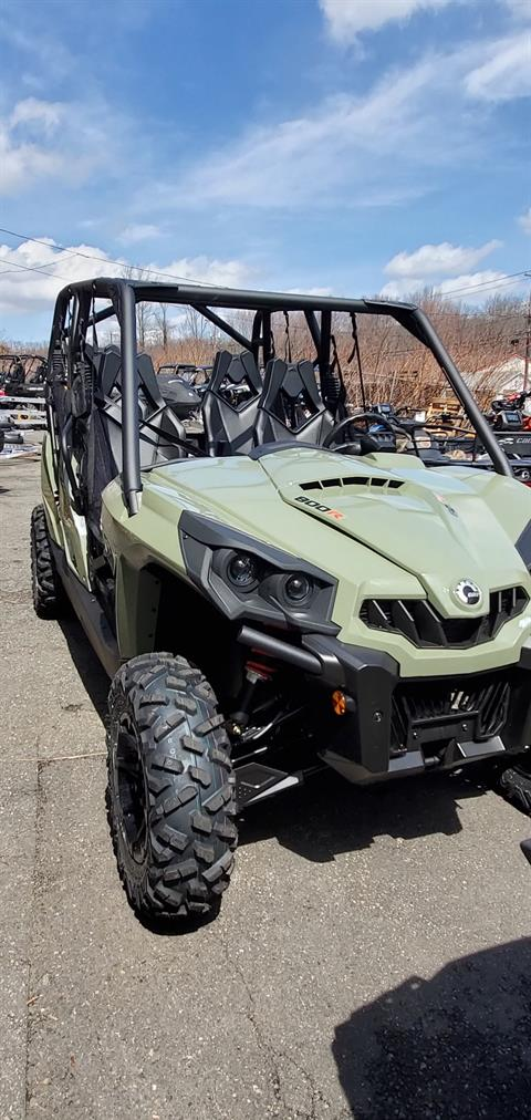 2019 Can-Am Commander MAX DPS 800R in Ledgewood, New Jersey