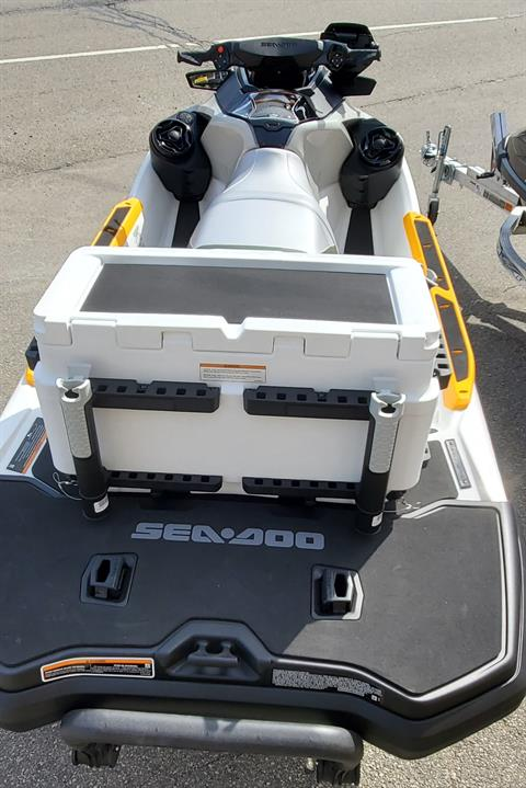 2019 Sea-Doo Fish Pro iBR + Sound System in Ledgewood, New Jersey - Photo 3