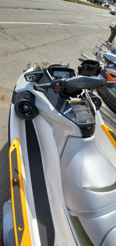 2019 Sea-Doo Fish Pro iBR + Sound System in Ledgewood, New Jersey - Photo 5