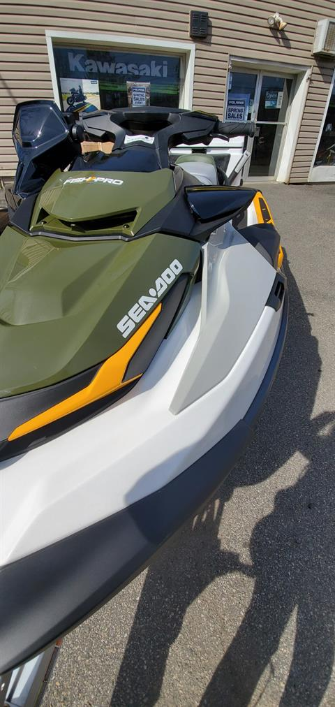 2019 Sea-Doo Fish Pro iBR + Sound System in Ledgewood, New Jersey - Photo 6