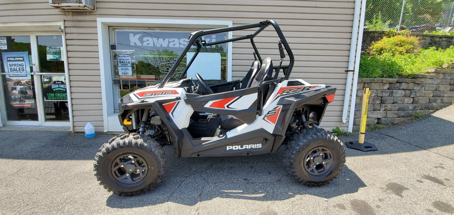 2019 Polaris RZR S 900 in Ledgewood, New Jersey - Photo 5
