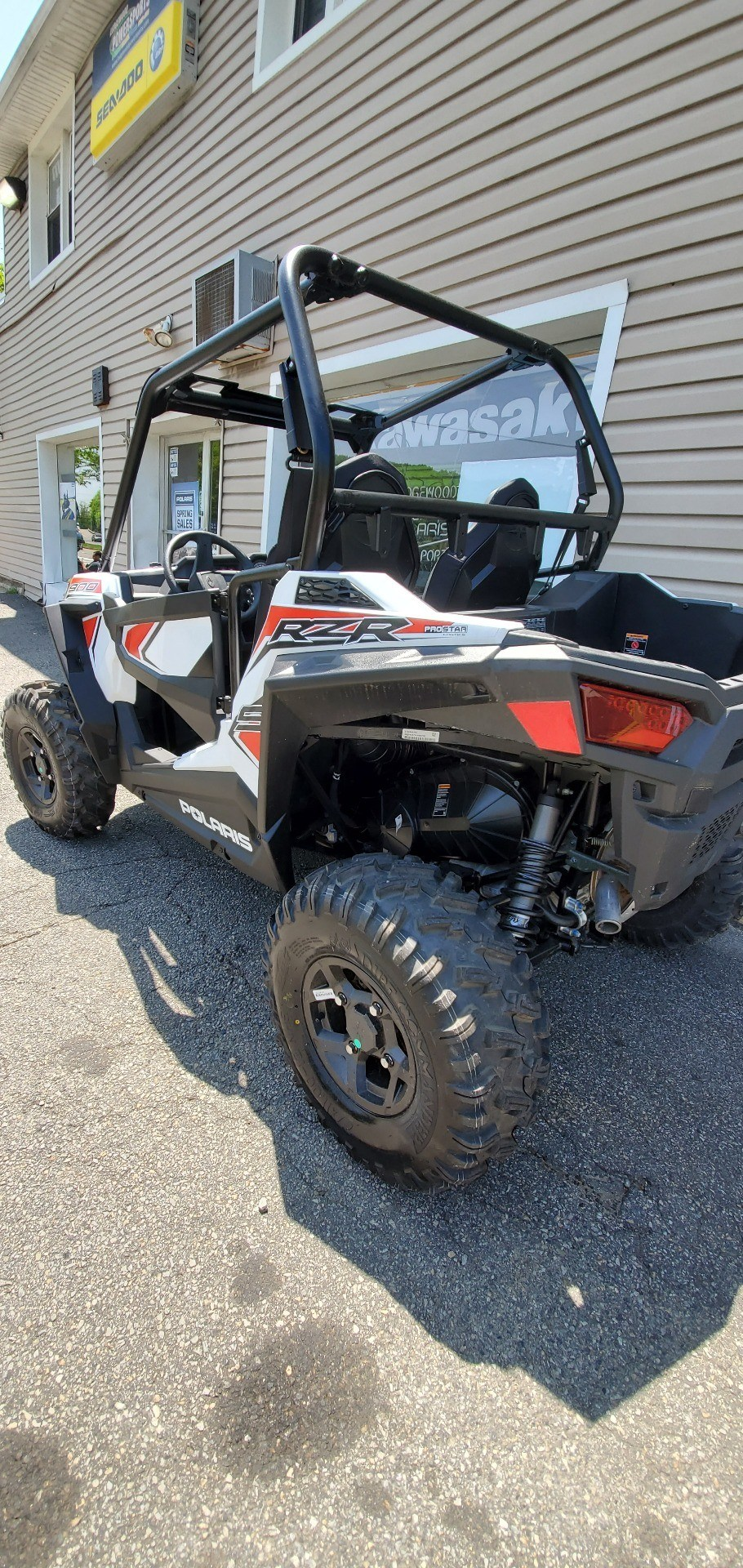 2019 Polaris RZR S 900 in Ledgewood, New Jersey - Photo 7