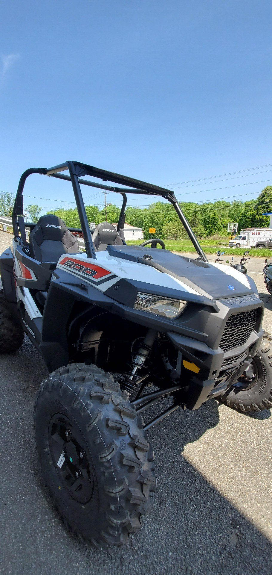 2019 Polaris RZR S 900 in Ledgewood, New Jersey - Photo 8