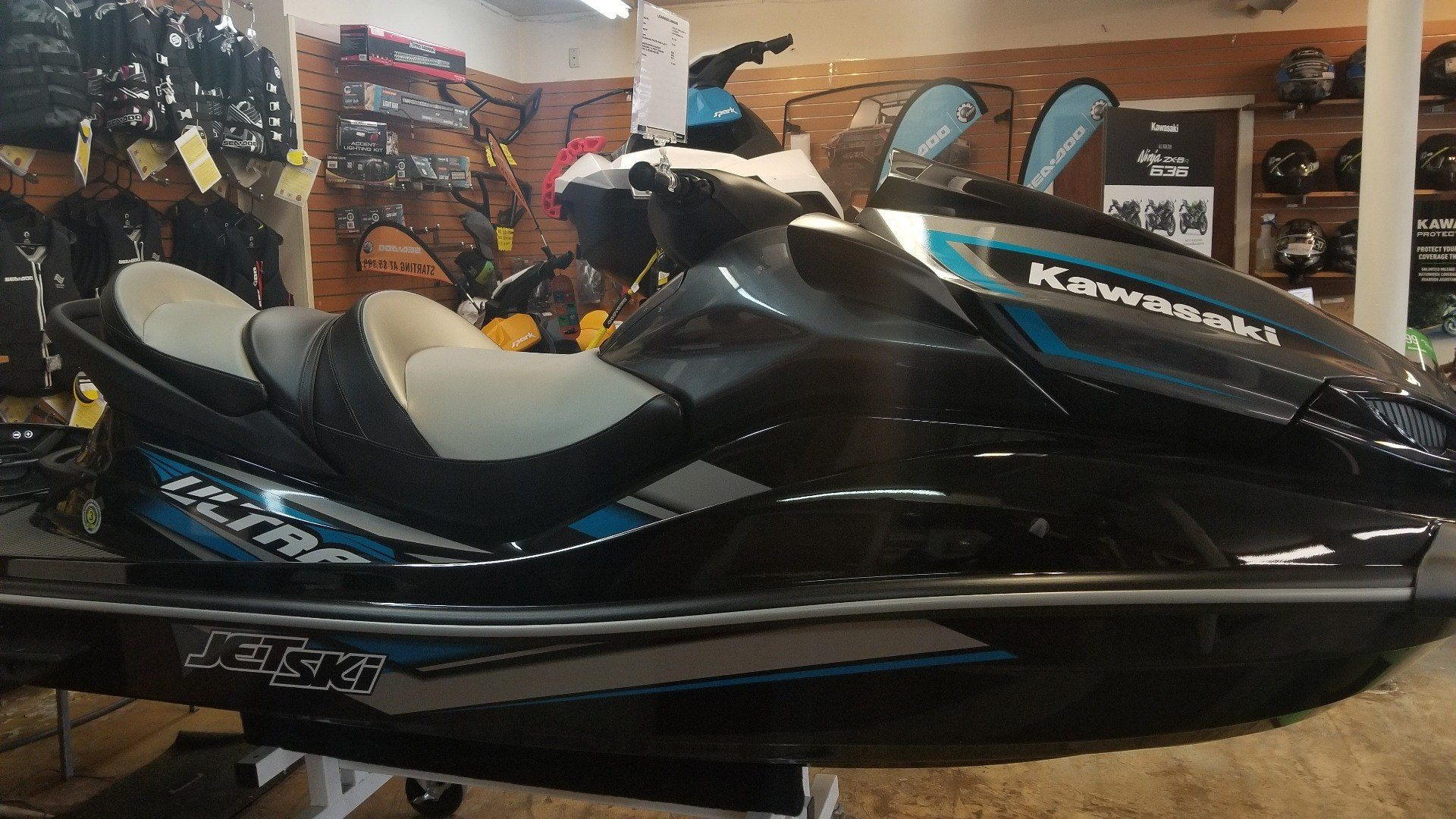 2019 Kawasaki Jet Ski Ultra LX in Ledgewood, New Jersey - Photo 3