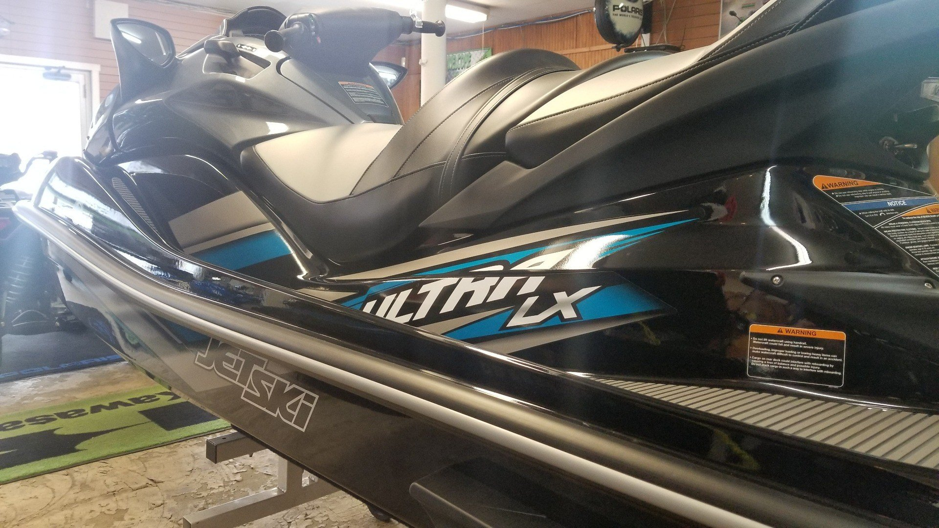 2019 Kawasaki Jet Ski Ultra LX in Ledgewood, New Jersey - Photo 4