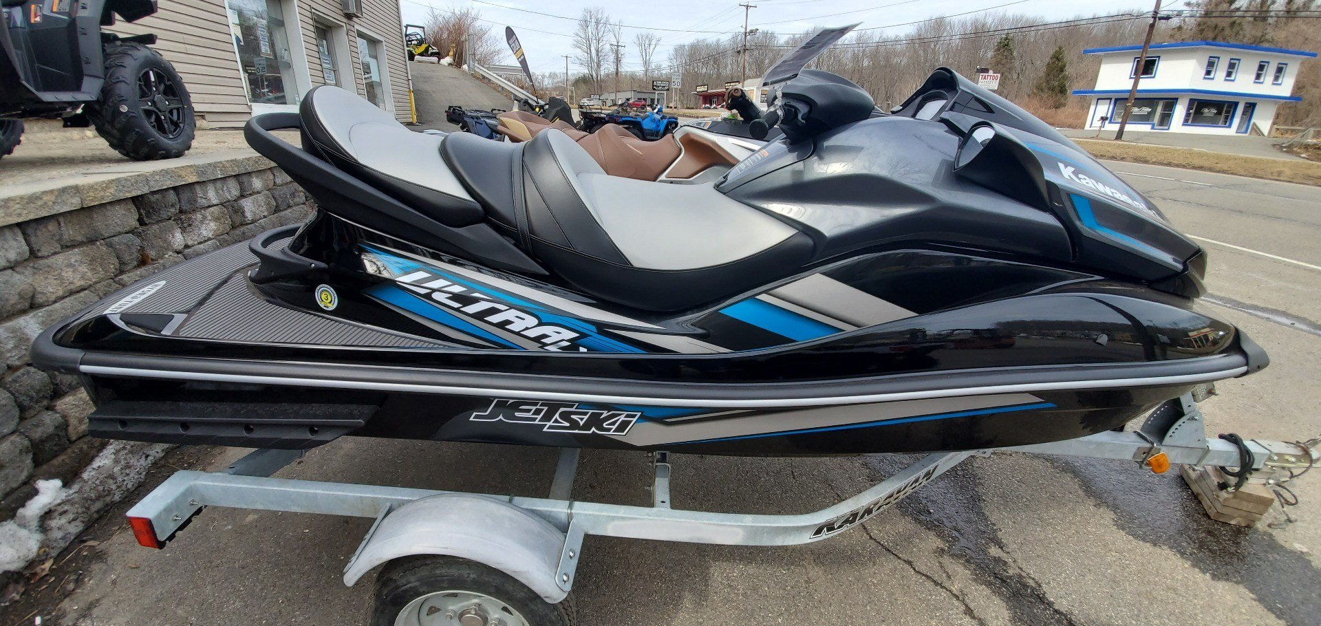 2019 Kawasaki Jet Ski Ultra LX in Ledgewood, New Jersey - Photo 1