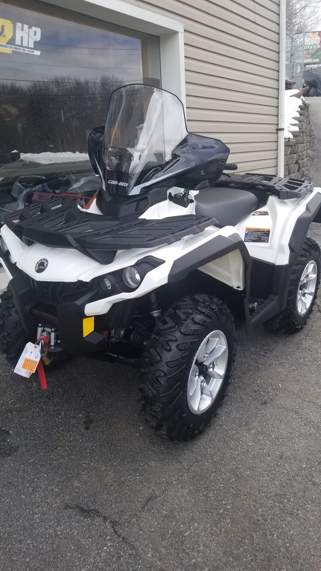 2018 Can-Am Outlander North Edition 850 in Ledgewood, New Jersey