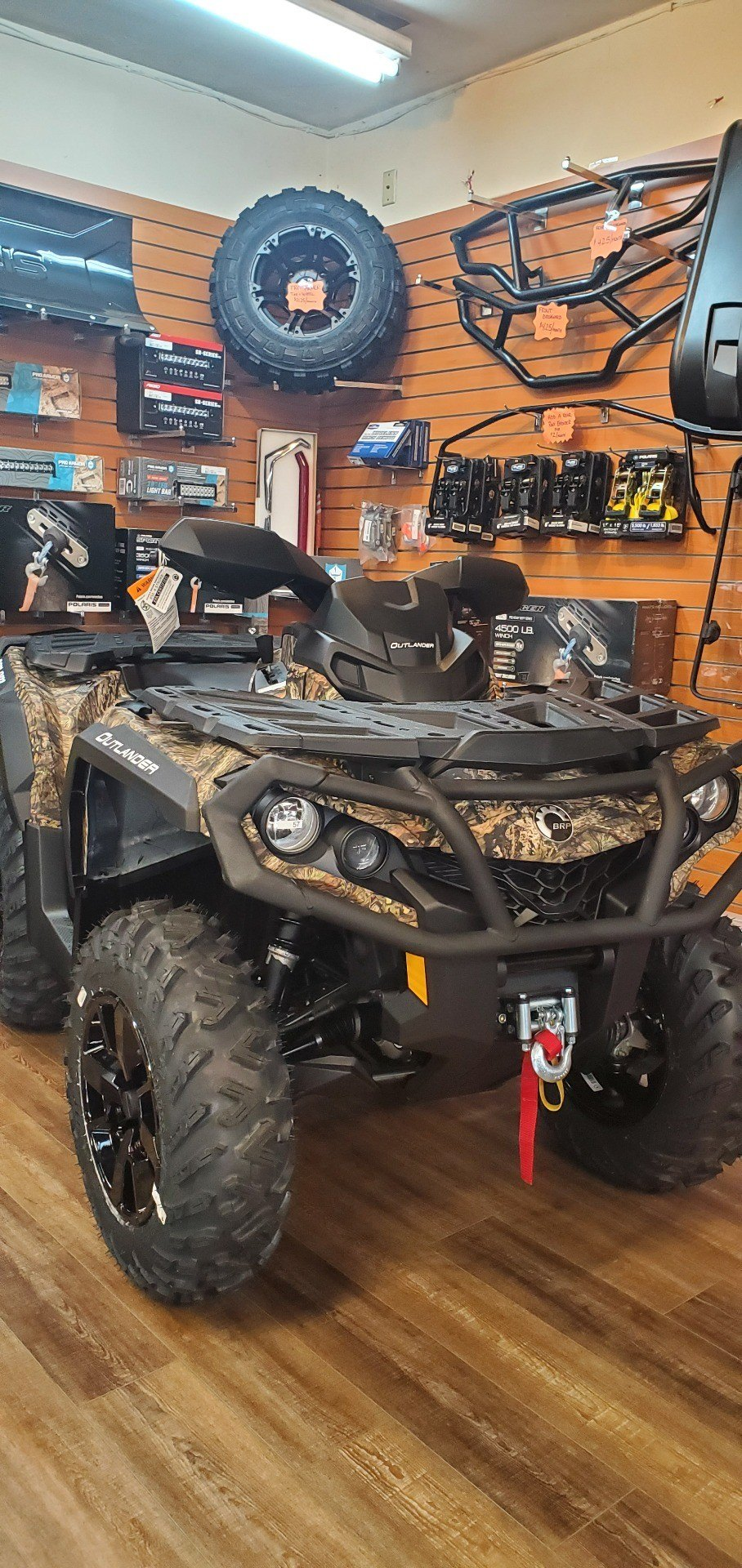 2020 Can-Am Outlander XT 850 in Ledgewood, New Jersey - Photo 3