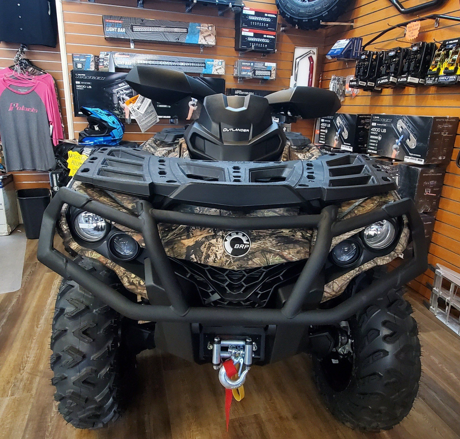 2020 Can-Am Outlander XT 850 in Ledgewood, New Jersey - Photo 5