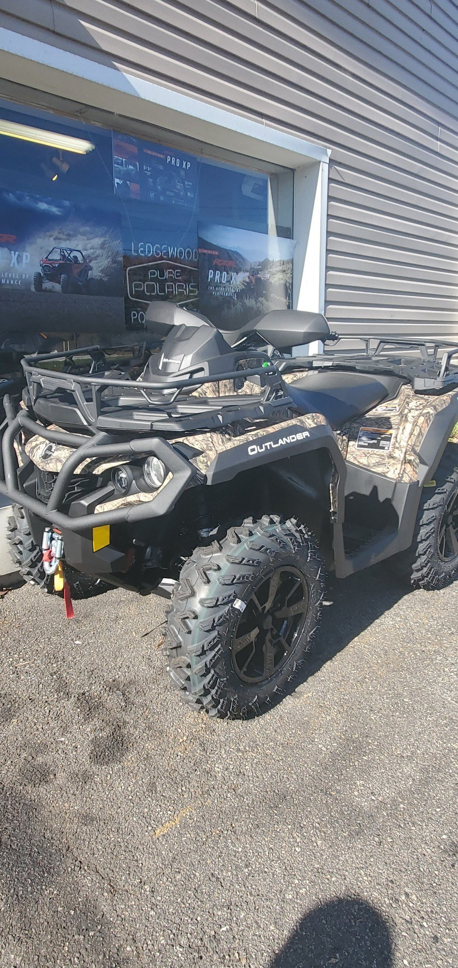 2020 Can-Am Outlander XT 850 in Ledgewood, New Jersey - Photo 7