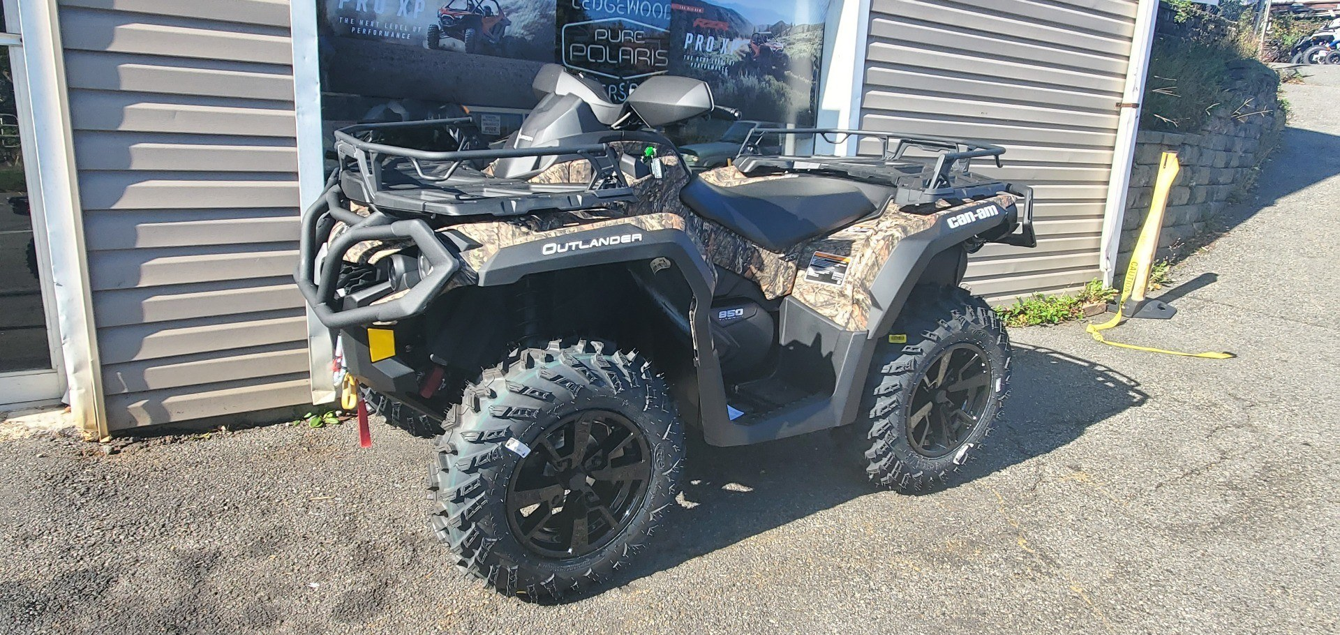 2020 Can-Am Outlander XT 850 in Ledgewood, New Jersey - Photo 9