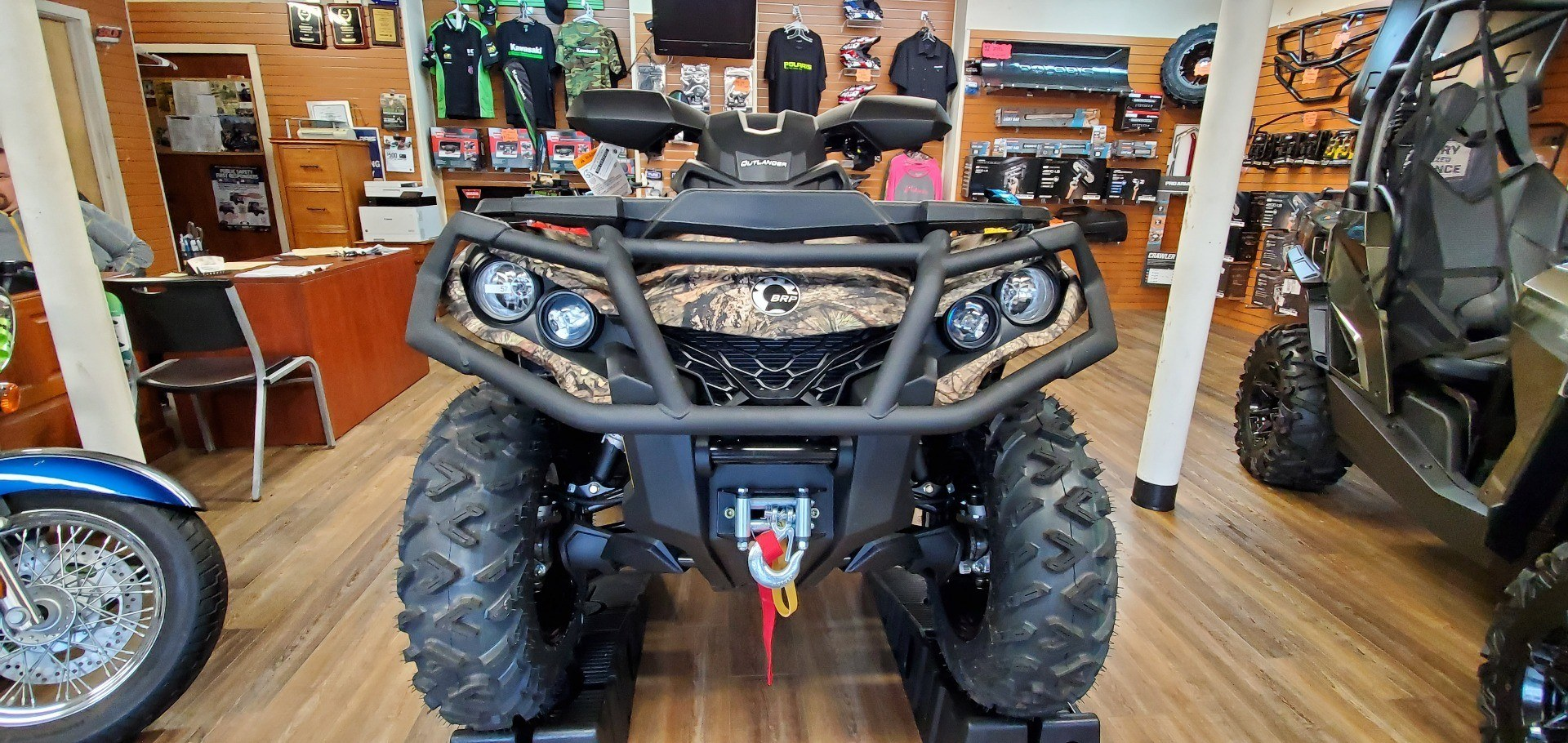 2020 Can-Am Outlander XT 850 in Ledgewood, New Jersey - Photo 10