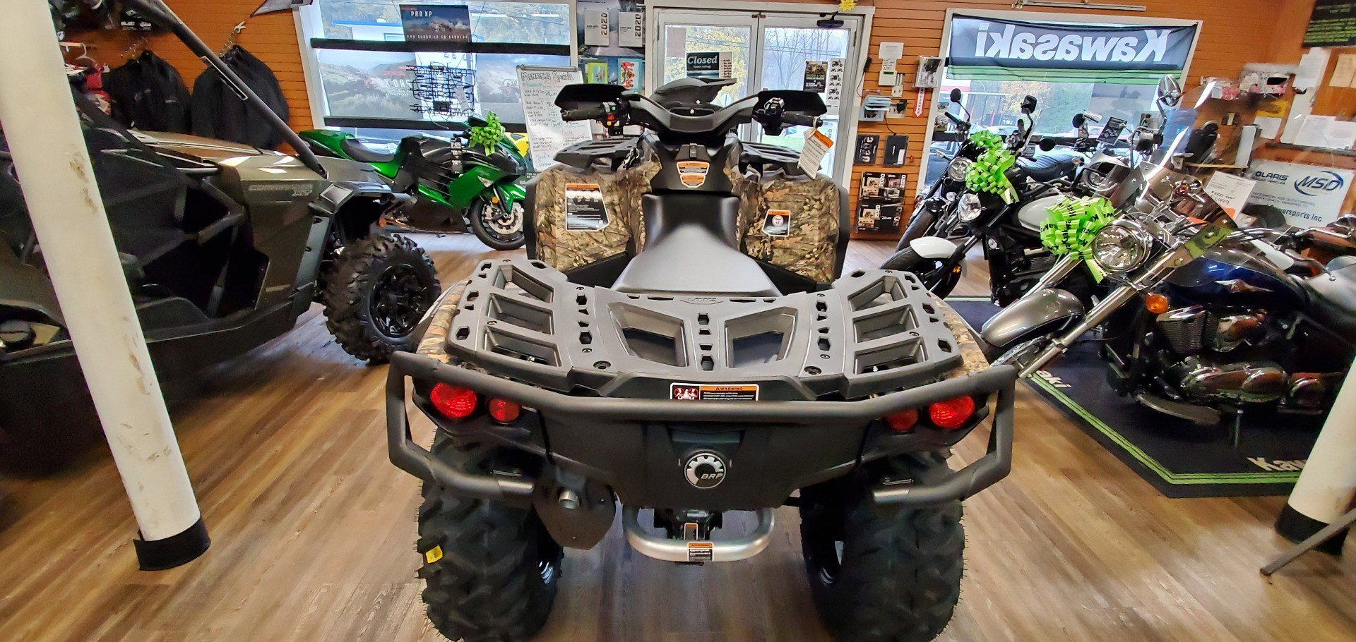 2020 Can-Am Outlander XT 850 in Ledgewood, New Jersey - Photo 4
