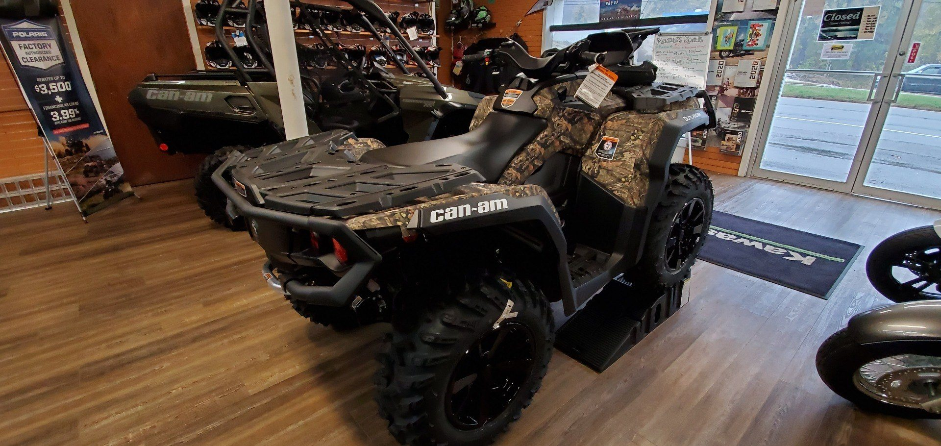 2020 Can-Am Outlander XT 850 in Ledgewood, New Jersey - Photo 11
