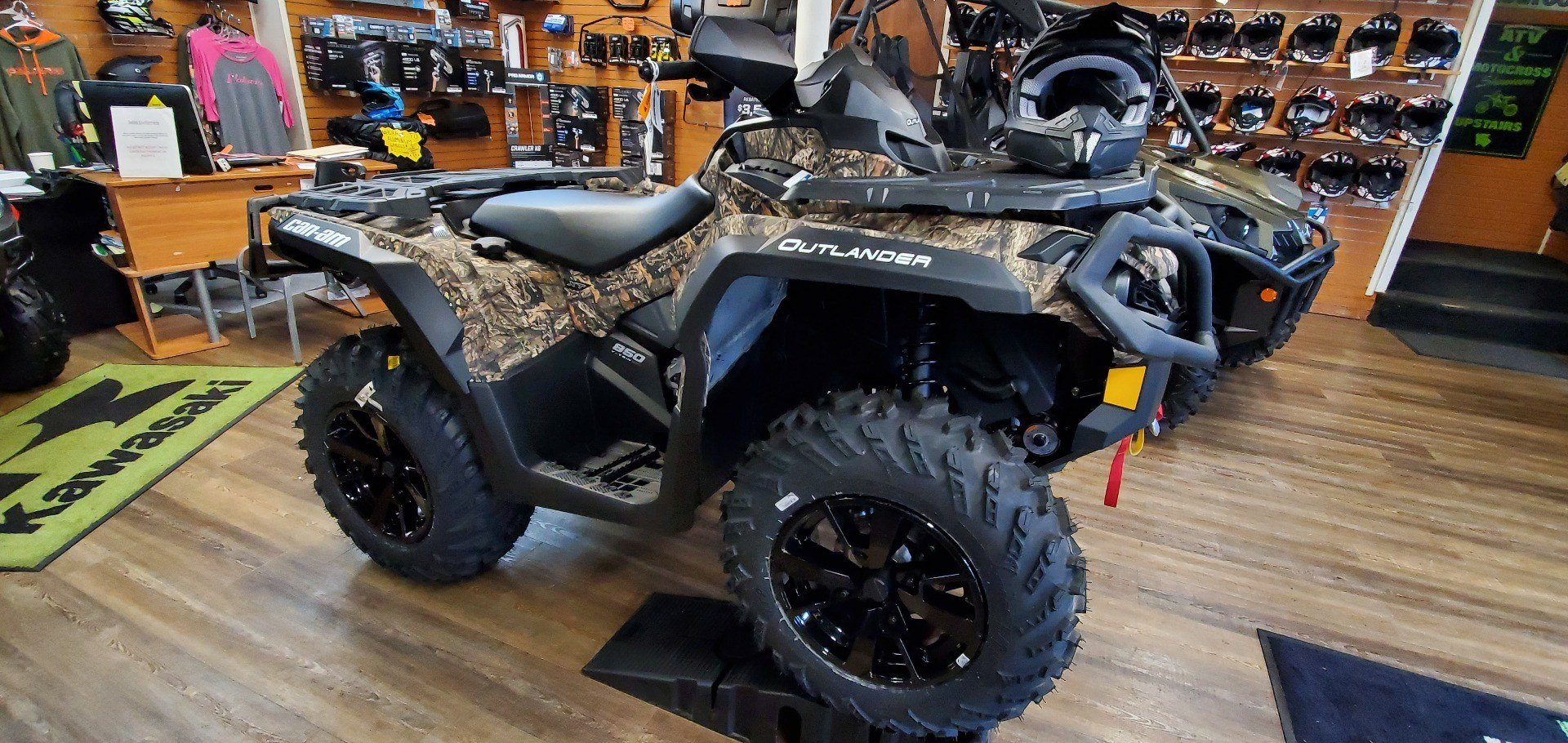 2020 Can-Am Outlander XT 850 in Ledgewood, New Jersey - Photo 1