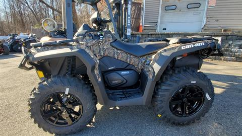 2020 Can-Am Outlander XT 850 in Ledgewood, New Jersey - Photo 12