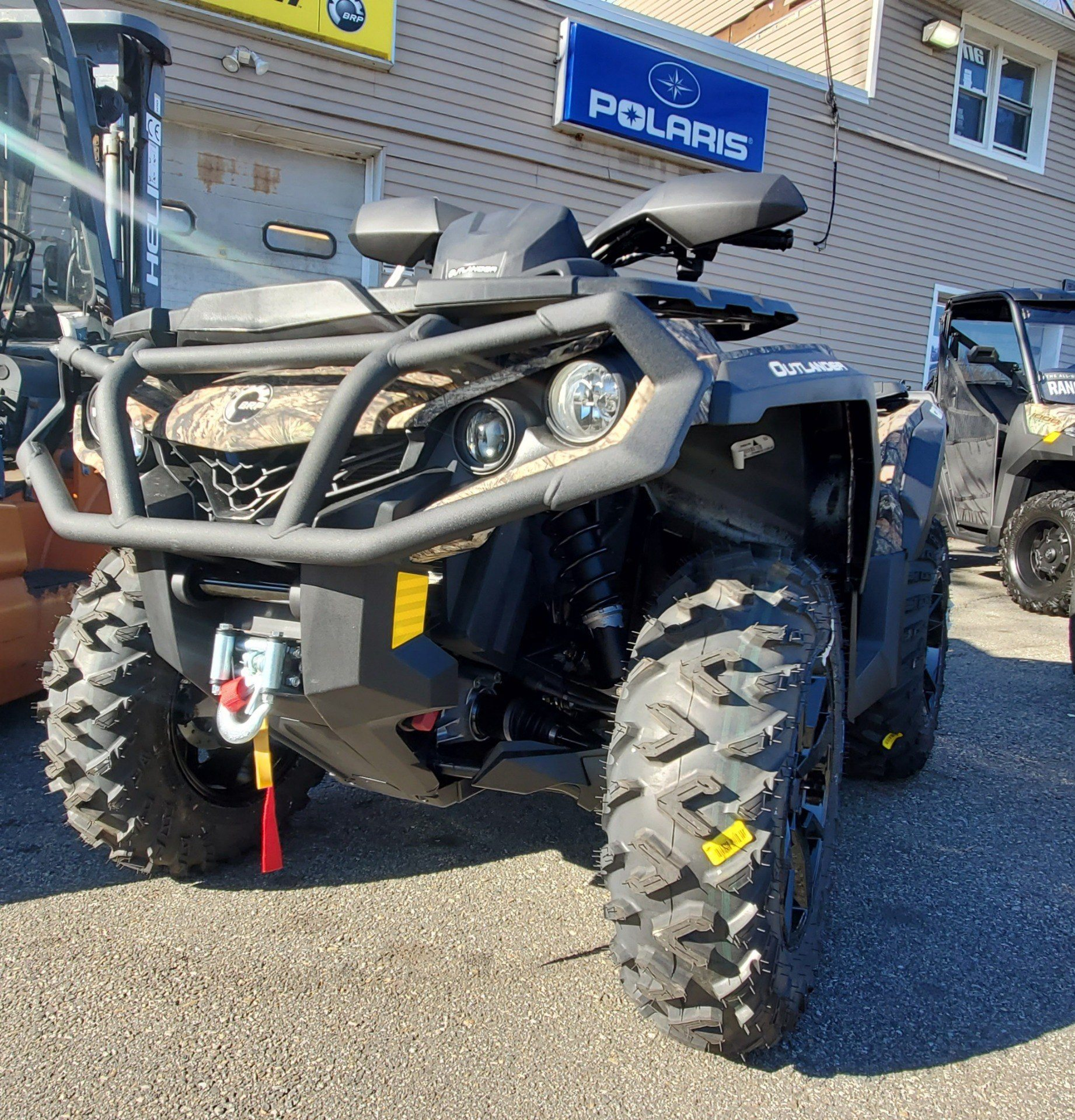2020 Can-Am Outlander XT 850 in Ledgewood, New Jersey - Photo 14