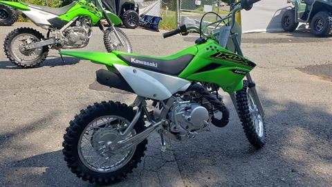 2021 Kawasaki KLX 110R L in Ledgewood, New Jersey - Photo 5
