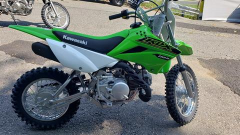 2021 Kawasaki KLX 110R L in Ledgewood, New Jersey - Photo 7