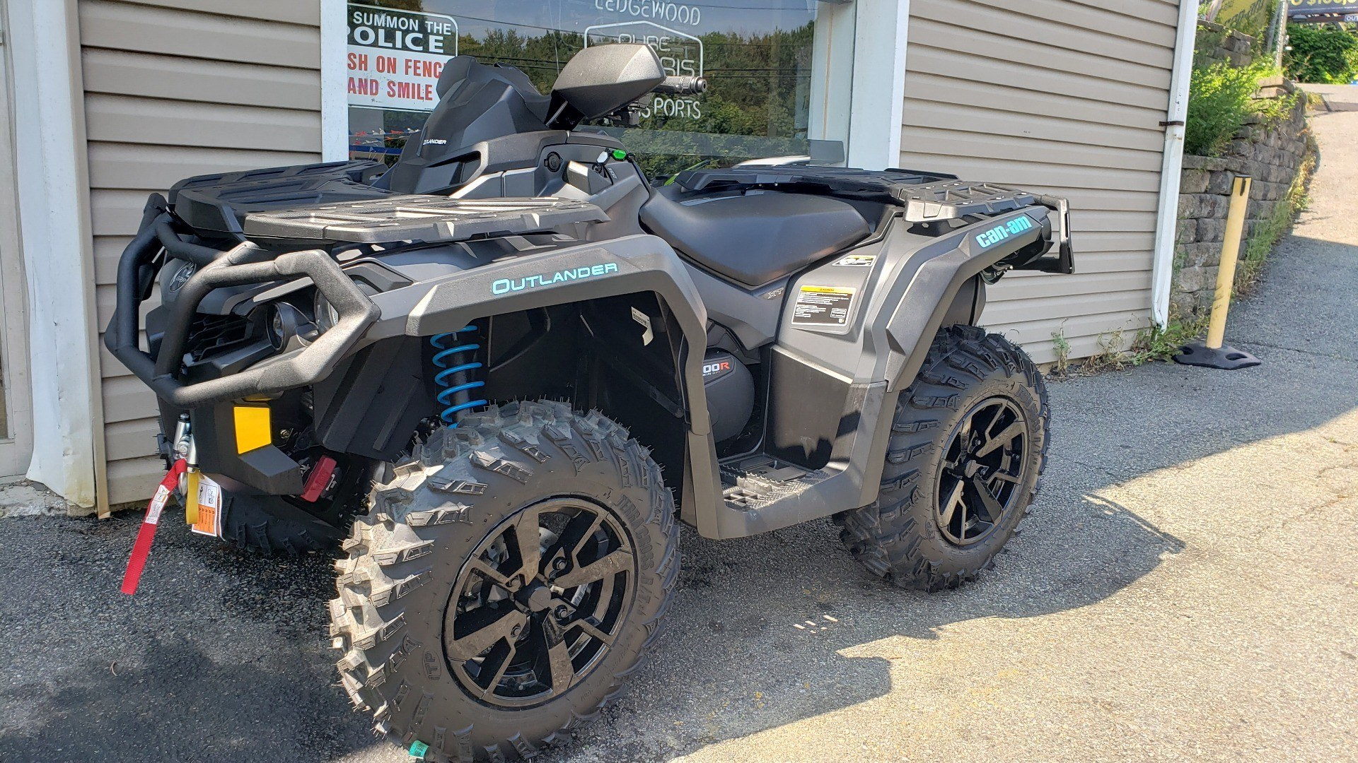 2021 Can-Am Outlander XT 1000R in Ledgewood, New Jersey - Photo 1